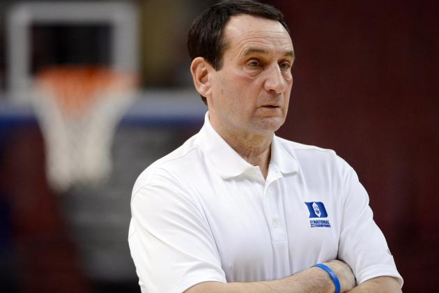 Report: Coach K, Williams Express Interest in New York