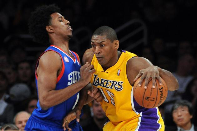 Why Nick Young Is Perfect Replacement for Metta World Peace with LA Lakers