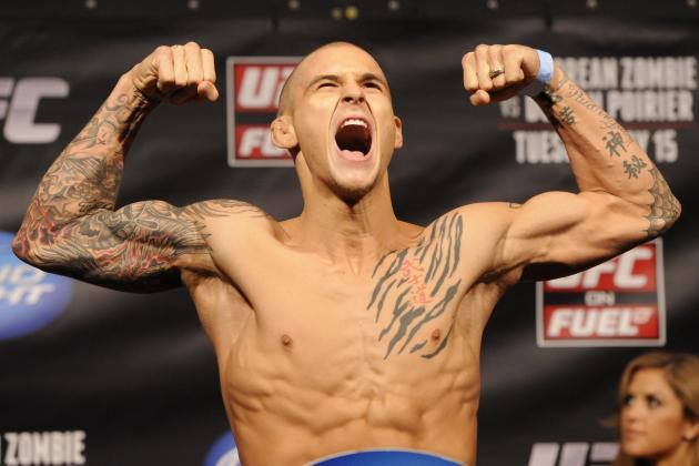 UFC 164: Dustin Poirier's Quest to Get Back on Track Starts with Erik Koch