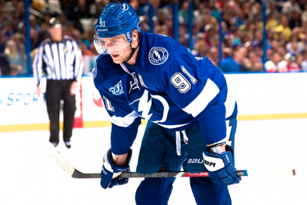 How Good Will Tampa Bay Lightning Star Steven Stamkos Be in 2013-14 Season?