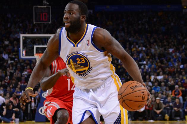 New-Look Draymond Green Shows Off New Game