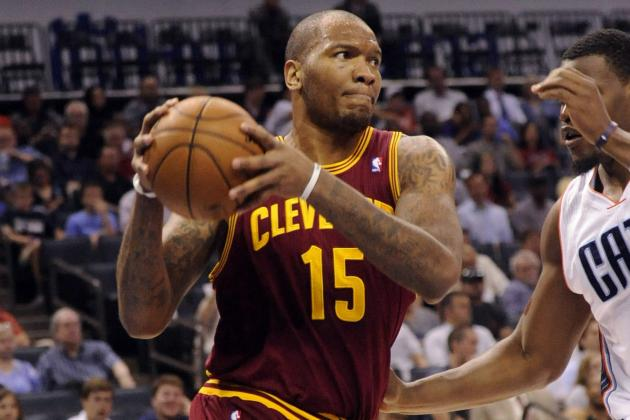 Marreese Speights Looks to Bring Toughness to Warriors
