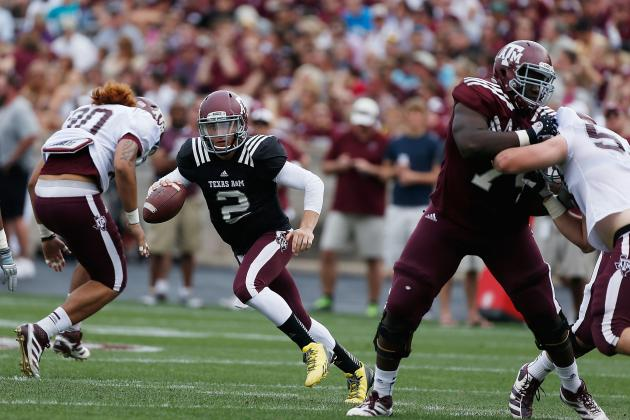 Texas A&M Quarterback Johnny Manziel Sentenced to Time Served