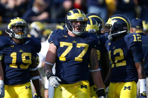 Michigan Football: Wolverines Could Have 2 Heisman Candidates in Lewan, Gardner