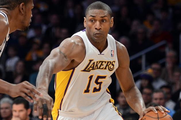 Report: Knicks, Metta World Peace Agree to Deal