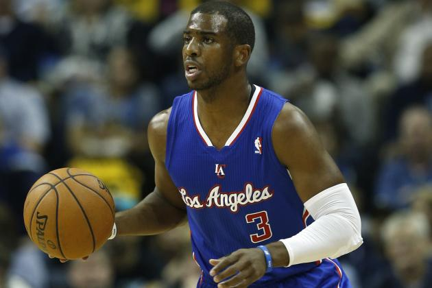 Chris Paul Among NBA Stars Set to Coach AAU Summer Teams