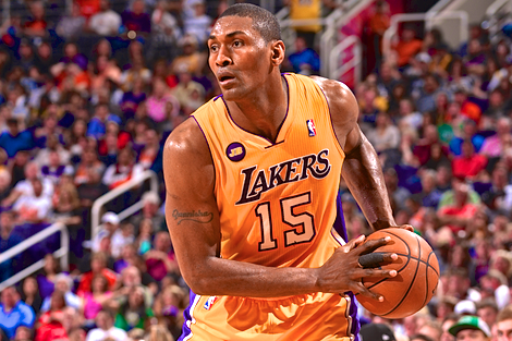 Metta World Peace to Knicks: New York Signs Veteran Small Forward