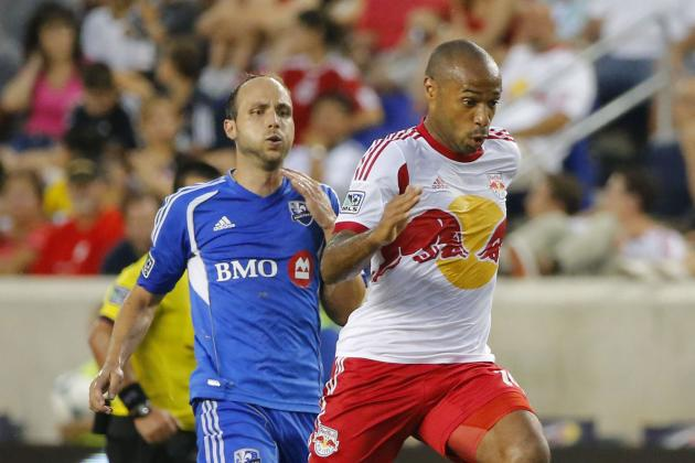 Red Bulls' Henry Explains Dismantling of Montreal Impact