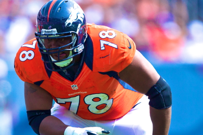 How Ryan Clady's Extension Impacts the Offensive Line Market