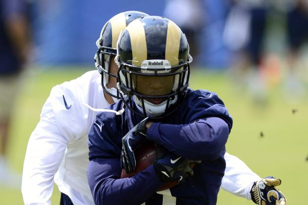 Young Quality Over Quantity at Receiver