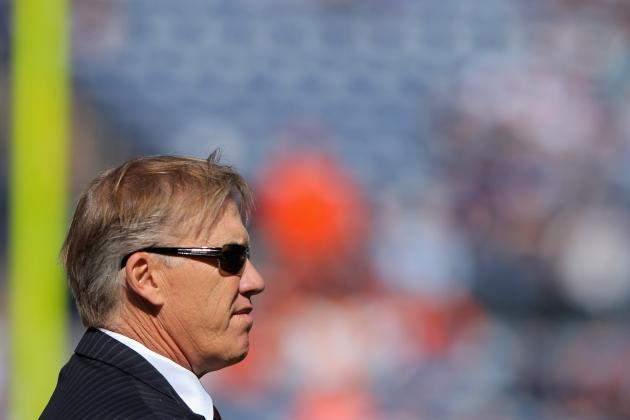 Elway: Arrests Are Unacceptable and Inexcusable