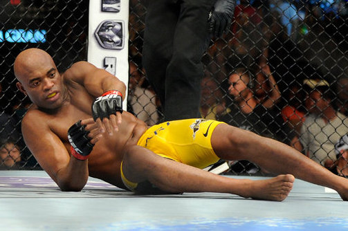 Anderson Silva Should Not Receive an Immediate Rematch at UFC 168