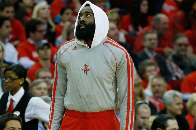 Playboy Mansion Release Makes Twist on Harden's Name