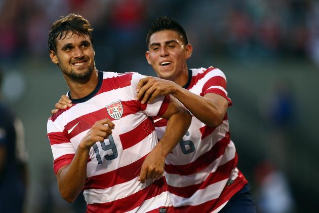 USA vs. Costa Rica: Date, Time, Live Stream, TV Info and More for Gold Cup Match
