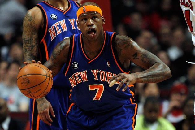 New York Knicks Targeting Al Harrington