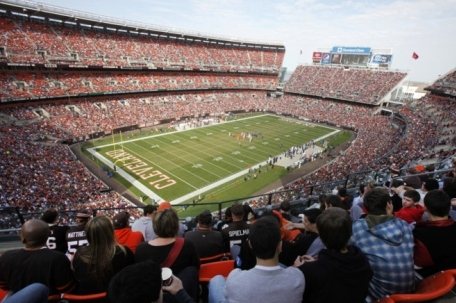 Browns Hire Architect, Construction Co. for Stadium Renovation