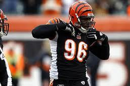 Bengals Sign DE Carlos Dunlap to 6-Year Deal