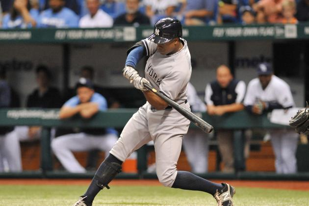 How Curtis Granderson's Return Would Fix (or Impact) Yankees' Struggling Lineup