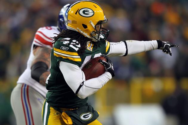 Packers Sign Safety Morgan Burnett to 4-Year $24.75M Extension