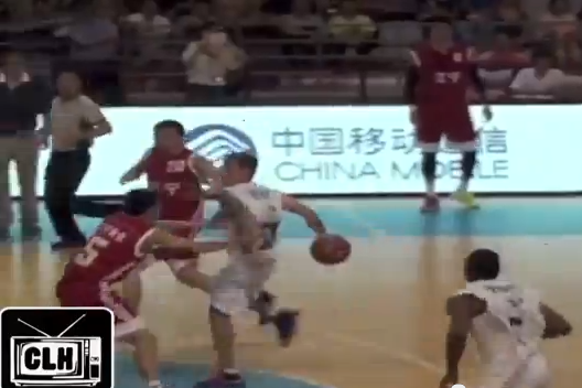 Jason 'White Chocolate' Williams Still Has Insane Handles