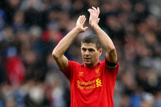 What Role Will Liverpool Captain Steven Gerrard Play over Coming Seasons?