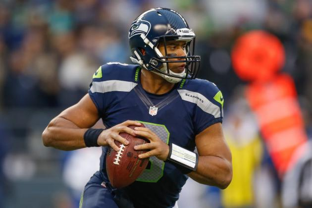 Ron Jaworski ranks Russell Wilson 12th on NFL quarterbacks list