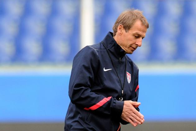 Klinsmann: This Game Is Like the Final for Group C