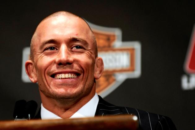 GSP and Johny Hendricks Agree to VADA Drug Testing Leading Up to UFC 167