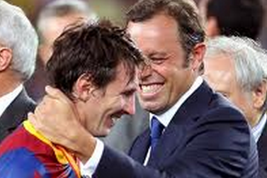 "Rosell: ""No One Is Better Than Messi"""