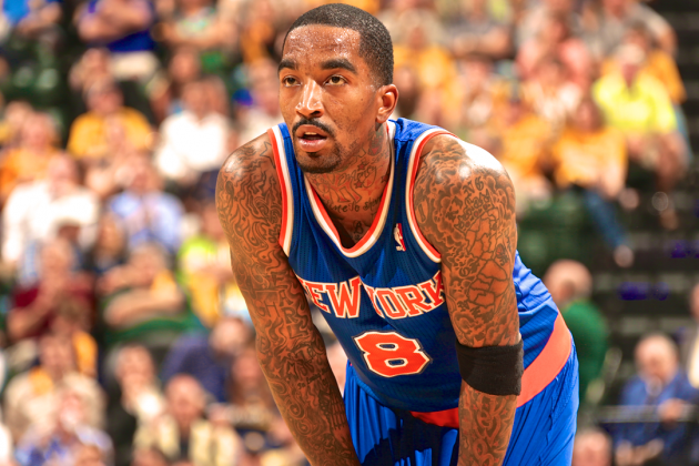 JR Smith Injury: Updates on Knicks Guard's Knee