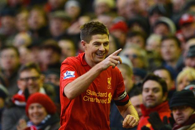 Steven Gerrard 'Excited' After New Liverpool Deal