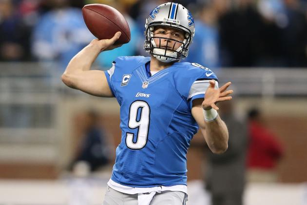 Debate: Grade Matthew Stafford's Contract Extension from the Lions' Perspective