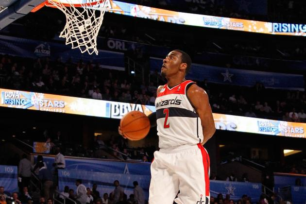 Wizards Set Up Talks for Wall's Extension