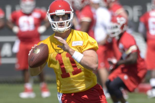 Debate: Is Alex Smith a Super-Bowl Caliber QB?