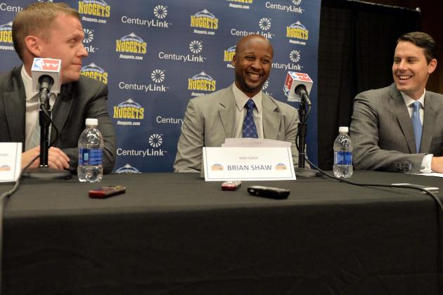 Debate: Grade the Nuggets' Offseason so Far