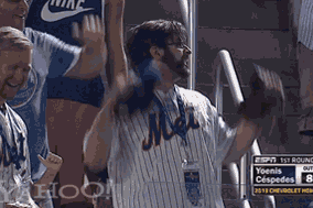 2013 Home Run Derby Video: Watch Fan Go Crazy Catching Yoenis Cespedes Blast