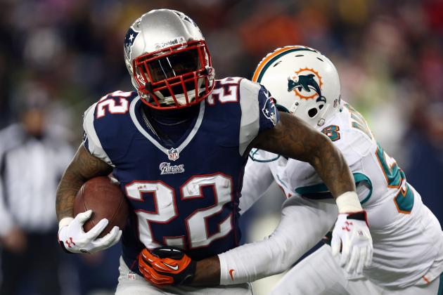 Fantasy Football 2013: Will Stevan Ridley Become a Top-10 Fantasy Running Back?
