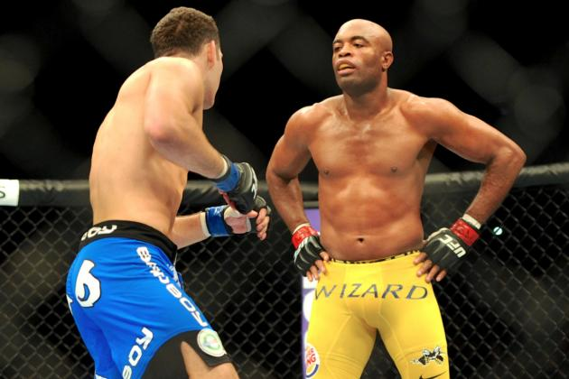 Anderson Silva Has No Plans to Stop Showboating, and That's Fine with Me