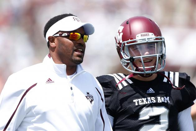 Texas A&M Football: Will the 2014 NFL Draft Gut the Aggie Program?