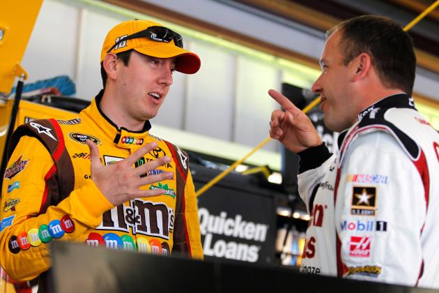 Who's Really the 'Big Stupid Idiot' in the Kyle Busch vs. Ryan Newman Feud?