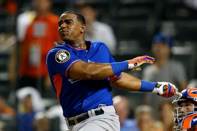 2013 Home Run Derby Winner: Barrage Highlights Raw Power of Yoenis Cespedes