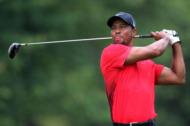 Tiger Woods Will Come Back Strong from Elbow Injury at 2013 British Open