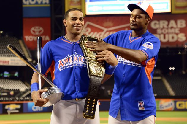2013 Home Run Derby Results: What Win Means for Yoenis Cespedes Moving Forward
