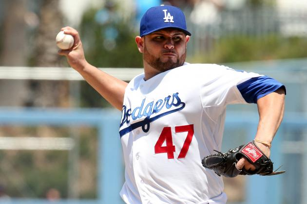Dad's Dream Comes True for Ricky Nolasco