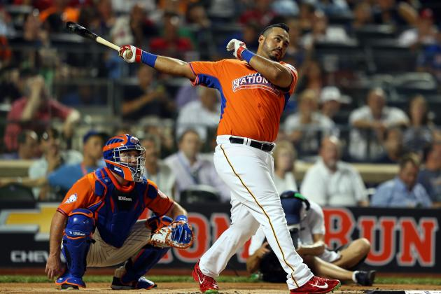 Pedro Alvarez Goes Down Swinging in Home Run Derby