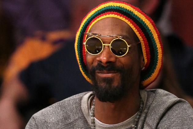 Snoop Lion Says Jeanie Buss Should Be in Charge of Lakers at Playboy Event