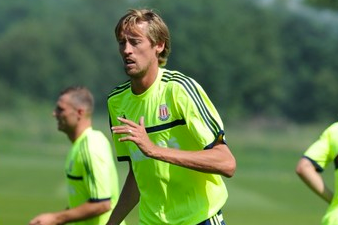 Peter Crouch: I Want to Stay at Stoke City
