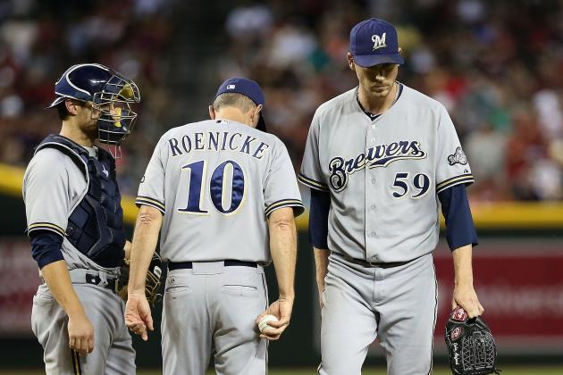 Milwaukee Brewers Fall into Abyss of Irrelevance