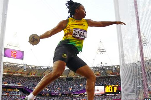 Allison Randall Becomes Third Jamaican to Test Positive