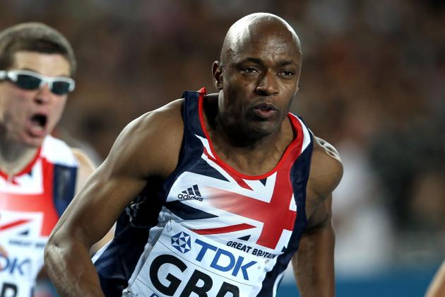 Gloucester Sign Olympic Sprinter Marlon Devonish